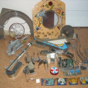 Popeye playfield parts