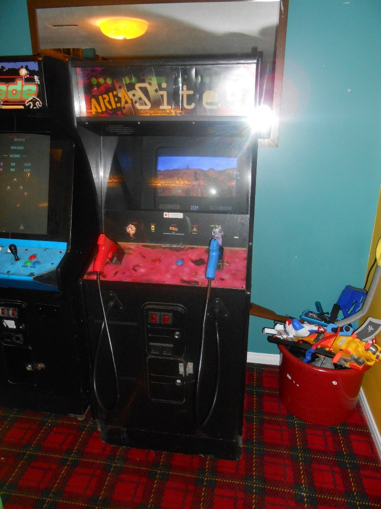 Area 51 - Museum of the Game & International Arcade Museum